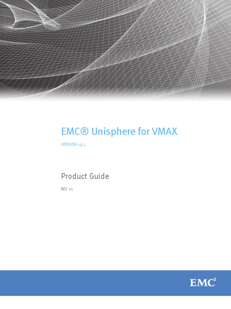 Unisphere for VMAX Product Guide V1.5.1 | Command Line Interface |  Provisioning