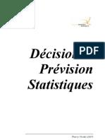 Decision Et Prevision Stats2