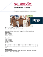 Textured Vest Coat Jacket