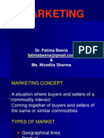 Marketing of Services (Bank)