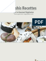 Sushis Recettes