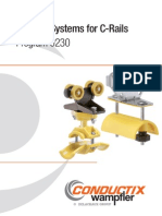 KAT0230-0002-E Festoon Systems for C-Rails