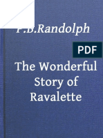 The Wonderful Story of Ravalette by Paschal Beverly Randolph