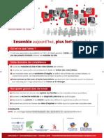 AMFE - Association Maladies Foie Enfants (affiche)