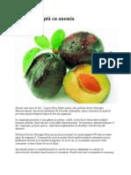 Prunele se luptă cu anemia 5oct2010