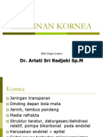 KORNEA - Dr Artati Des2012