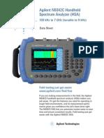 N9342C Datasheet