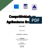 Competitividade No Agribusiness Brasileiro