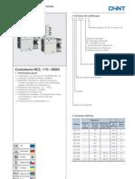 NC2 - CONTATORES 115-800A