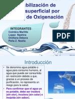 Potabilizacion Del Agua Por Oxidacion