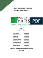 laporan praktikum fisiologi