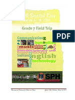 field trip booklet 2013