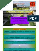 Lezione 11 - Sistema Immunitario - Anatomia Antigeni Immunita Innata
