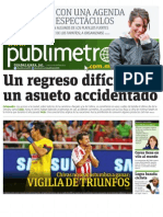 Metro Mexico (01 April 2013)