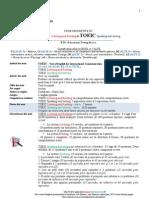 LE GUIDE DES TESTS D'ANGLAIS  FICHEDESCRIPTIVE TOEIC