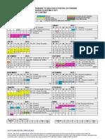 CT - Calendario 2013