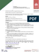 carta invitación encuentro parroquias del 310313.doc