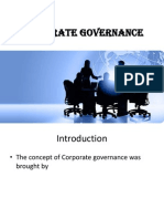 Corporate Governance Kumar Mangalam Birla Report