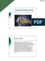 Instalações Prediais de Gás 2