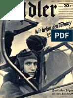 Der Adler 1940 1