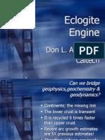 Eclogite Engine