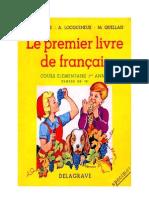 Langue Francaise Lecture Courante Cp Ce1 La Haut Sur La