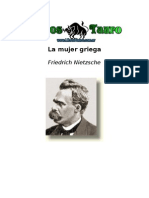 Nietzsche, Friedrich - La Mujer Griega