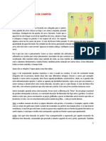 Newsletter Licinia de Campos No 9 - Os 5 Sentidos