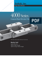l10752 4000 Series Cement Plant Elevator Chain Brochure