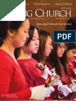 Episcopal Schools Go Global