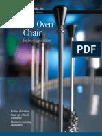 l10923 Pin Oven Chain Brochure