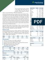 Market Outlook, 01.04.13