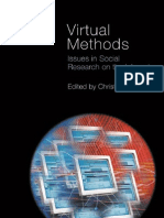 Hine Virtual Methods Issues in Social Research on the Internet