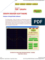 Graph Plotter - Graph Calculator - Graph Maker Software