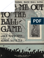 Take Me Out to the Ball-Game