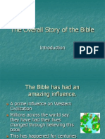 Overall Story of the Bible