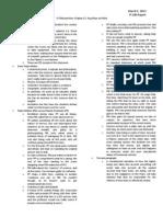 PI 100 Report El Fili Chapter 13