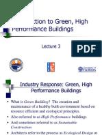 Lecture3-IntroHighPerfGreenBuildings