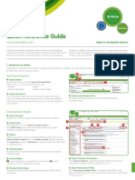 ScienceDirect Quick Reference Guide