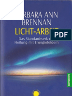 92637151 Barbara Ann Brennan Licht Arbeit Heilen Mit Energiefeldern