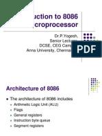 Unit II 8086 micro processor
