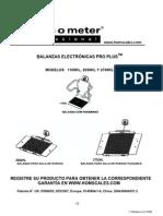 Bascula 2700kl Manual