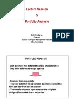 Lecture 05 - Portfolio Analysis.pptx