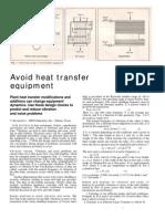 Heat Exchanger Vibration
