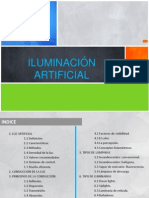 iluminacion artficial