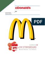 Marketing de La Marque Mc Do