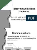 Telecommunication Networks