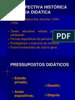 01 - Retrospectiva histórica da didática..