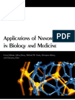 Applications of Nanomaterials in Biology and Medicine