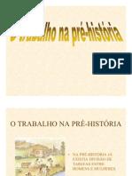 28874906 Historia O Trabalho Na Pre Historia